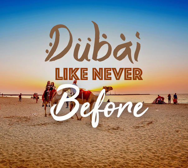 5 Days 4 Nights Dubai Family Tour Package