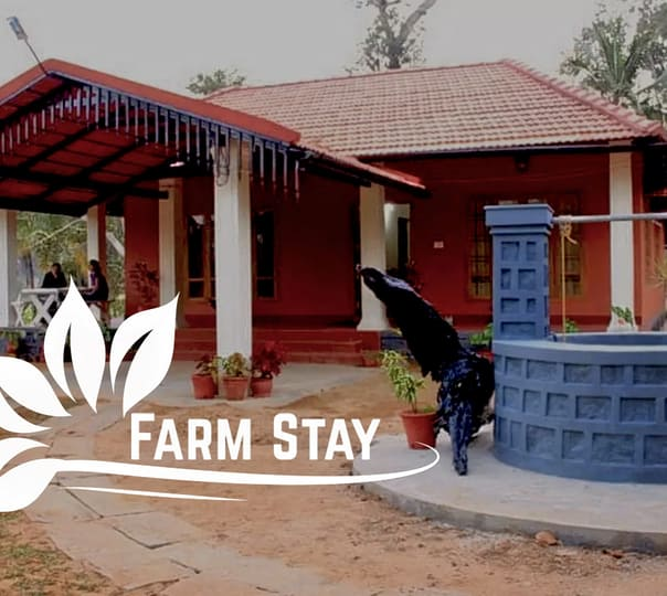 Reverberating Farm Stay in Virajpet