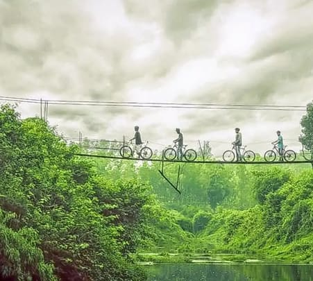 Camping And Cycling Tour In Wayanad