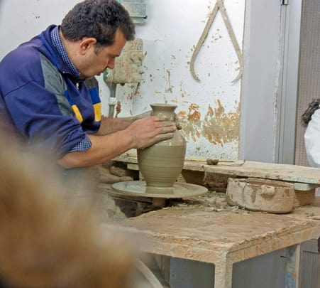 Pottery Class at Quarry Bay in Hong Kong
