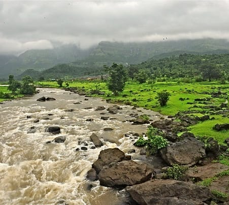 Stay at Firefly Festival in Dehna, Shahapur Village