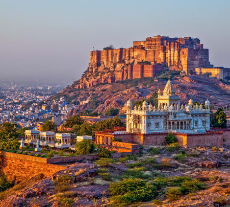 Mehrangarh Fort Tour with Guide-flat 27% off