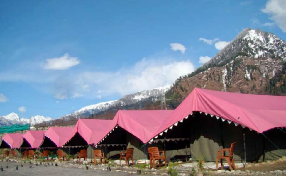 Camping In Manali: A New Year Dj Night In Pure Serenity