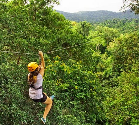 Flight of the Gibbon Chiang Mai - Flat 13% off
