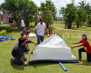 Upto 20% off - Team Outing at Golden Palms Resort, Bangalore