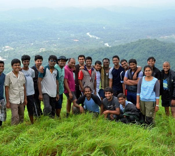 Kumara Parvatha Trek in Coorg
