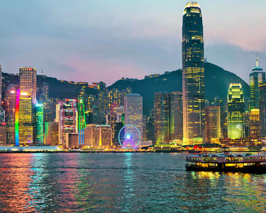 Symphony of Lights Cruise, Hong Kong @ Flat 18% off