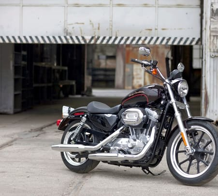 Rent a Harley Davidson in Bangalore