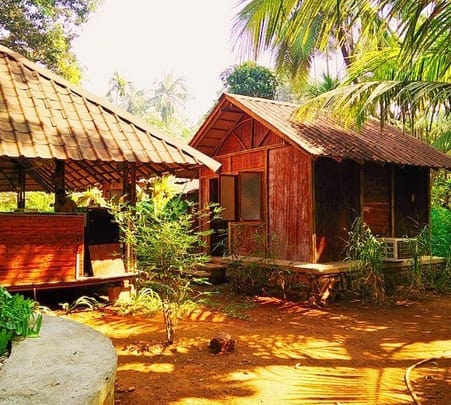 Stay Experience at Gandhar Eco Lodge in Alibaug