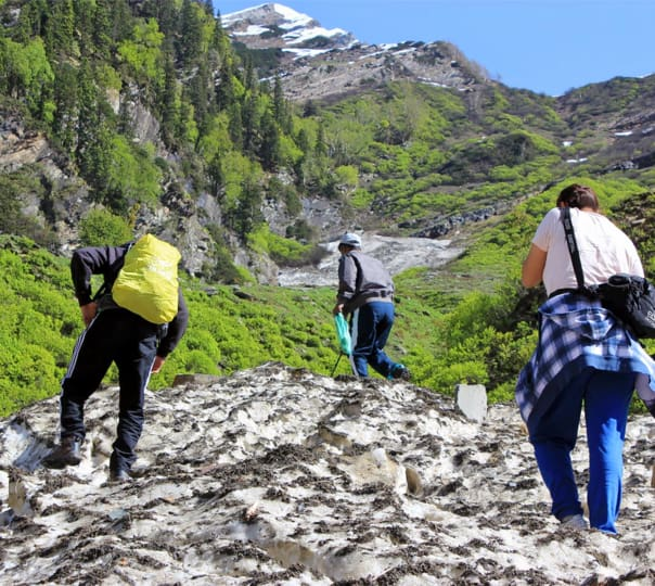 Chandratal Lake Trek with Hampta Pass 2018