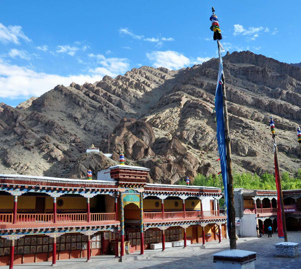 Ladakh: the Long and Winding Road