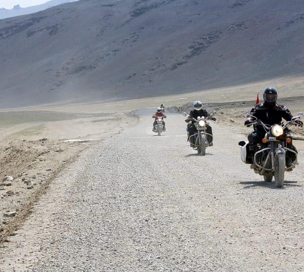 11 Days Manali to Leh Bike Trip