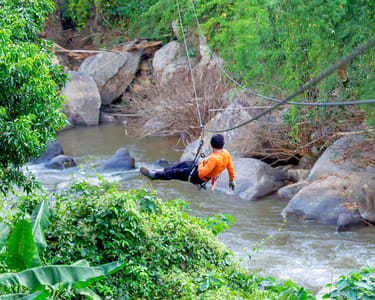River Crossing near Dandeli Flat 15% off