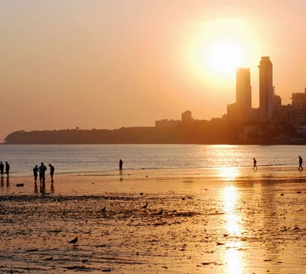 An excursion around Mumbai