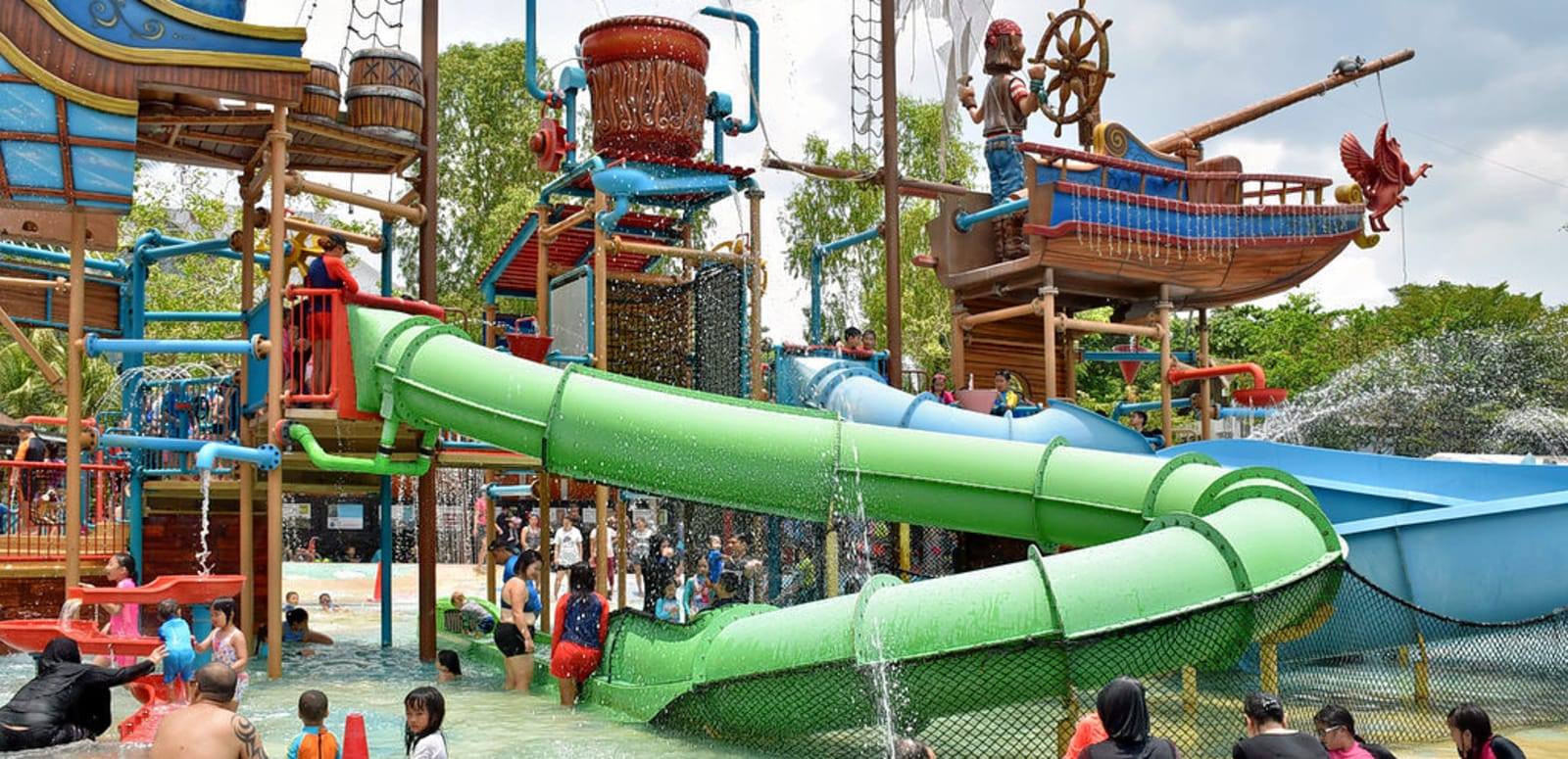 Sentosa Water Park Tickets @ ₹400 Only | Book & Save 20%