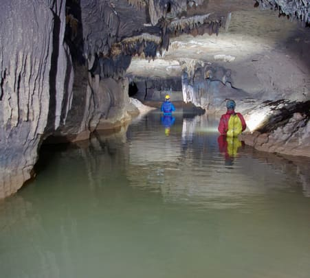 Meghalaya Caving Tour Package