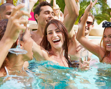 New Year and Christmas Camp & Pool Party at Mango Mist Camp, Bangalore