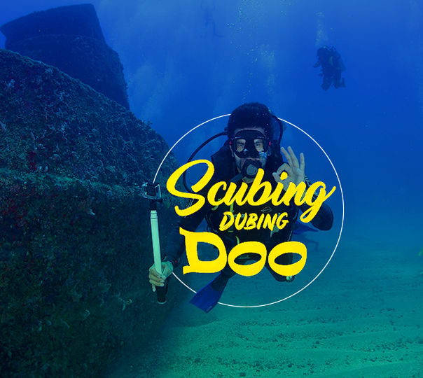 Scuba Diving Trip in Goa