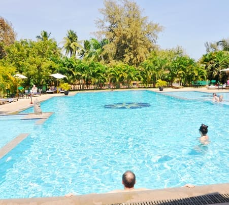 One Day Outing at Kailash Beach Resorts in Pondicherry
