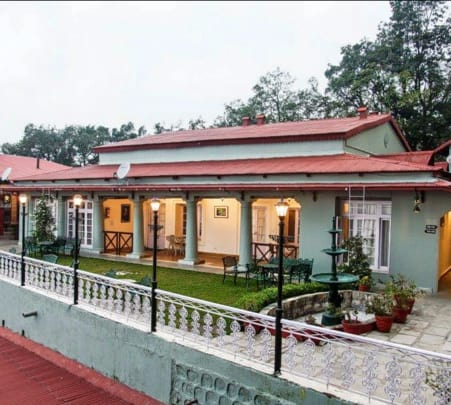 Hilltop Resort Stay Experience near Mussoorie