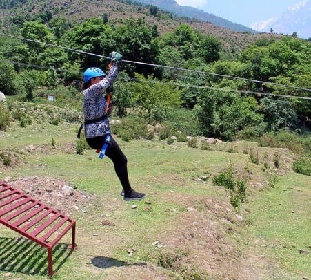 Adventure Activity Tour with Guide in Dharamshala