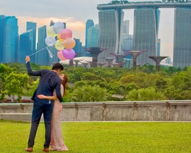 6 Nights Singapore Malaysia Honeymoon Package