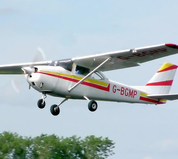 Aerial Joy Ride in Chennai