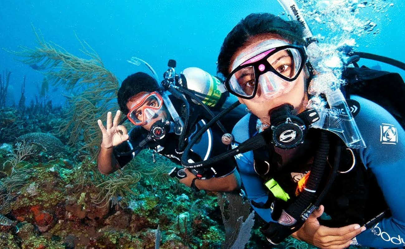 Scuba diving in tarkarli thrillophilia - Dive in scuba ...
