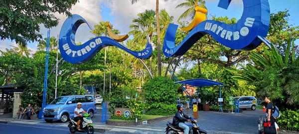Waterbom Waterpark Tickets, Bali