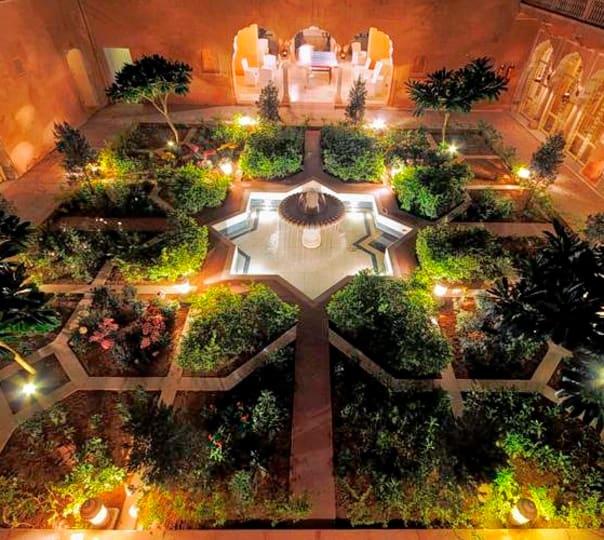 Royal Stay at Chomu Palace, Jaipur