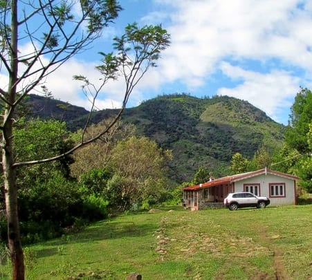 Homestay In Nilgiris With Bonfire