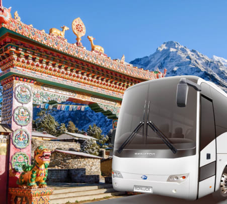 Pokhara to Kathmandu Shared Bus Transfers - Flat 15% off
