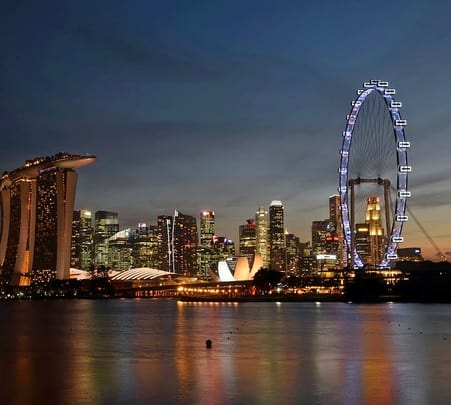 Sightseeing Trip around Singapore (flight Included)