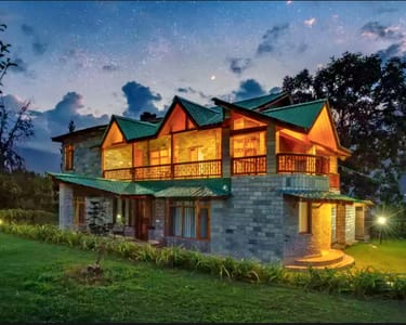 Gateway to Luxurious Villa in Manali Flat 26% Off