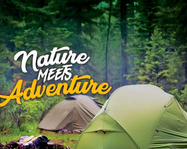 Lakeside Nature Camping Experience, Bhopal