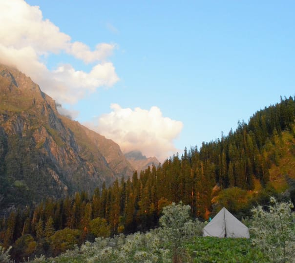 Khirganga Trek in Parvati Valley