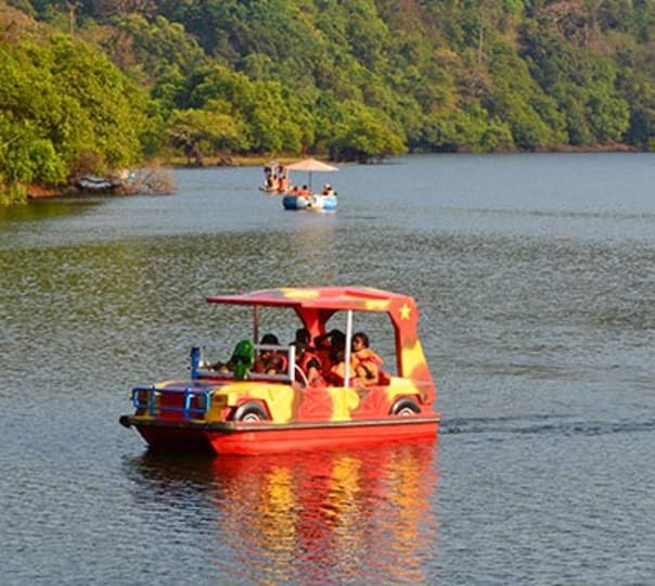 Boating Tour with Activities in Goa