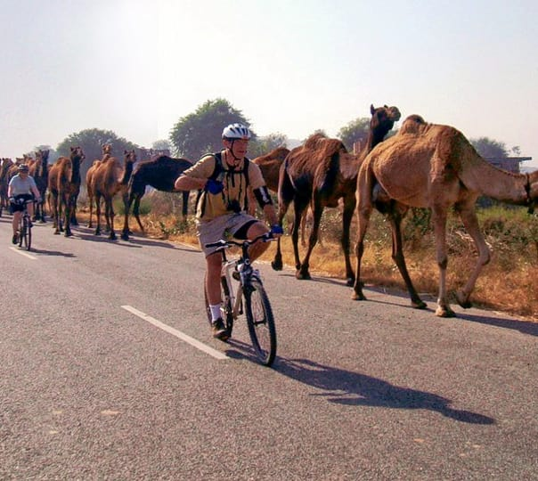 Cycling Tour in Pushkar
