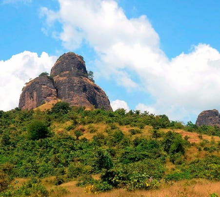Trek to Sarasgad Fort from Pune