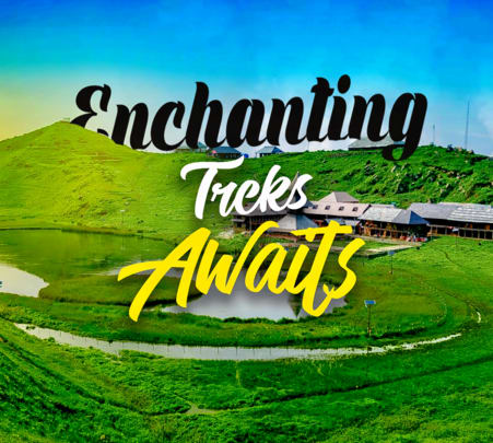 Prashar Lake Camp and Mountain Camping