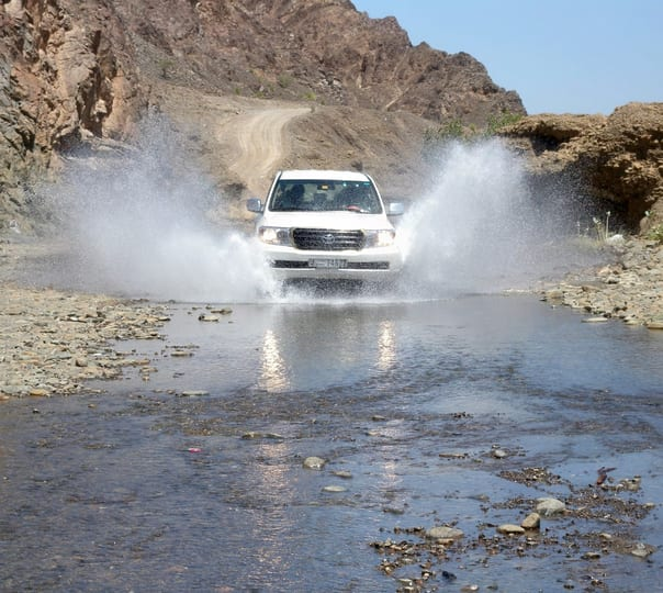 Hatta Safari Tour in Dubai