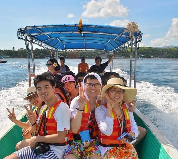 Adventurous Watersports in Bali