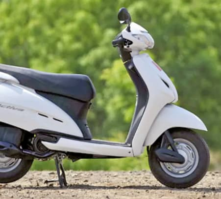 Rent a Scooty in Chikmagalur