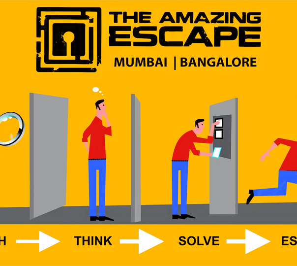 Amazing Escape Room Game in Bangalore