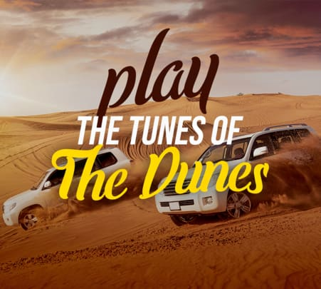 Dubai Desert Safari - Flat 40% off