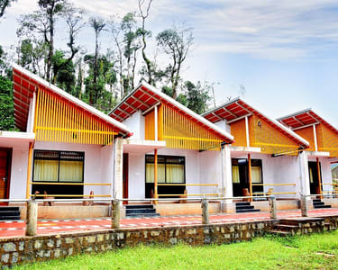 Luxury Cottages by the Waterfall in Sakleshpur
