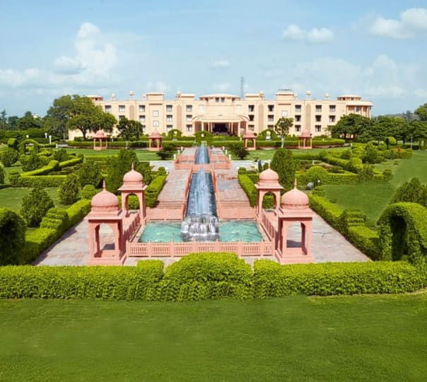 Luxury Experience at The Gold Palace and Resorts, Jaipur