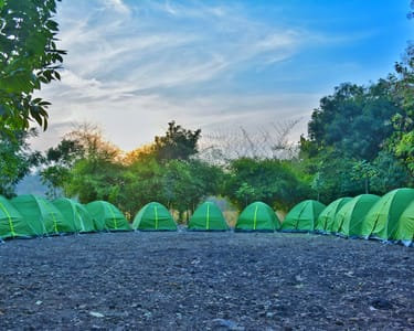 Riverside Camping near Bhopal Flat 50% off