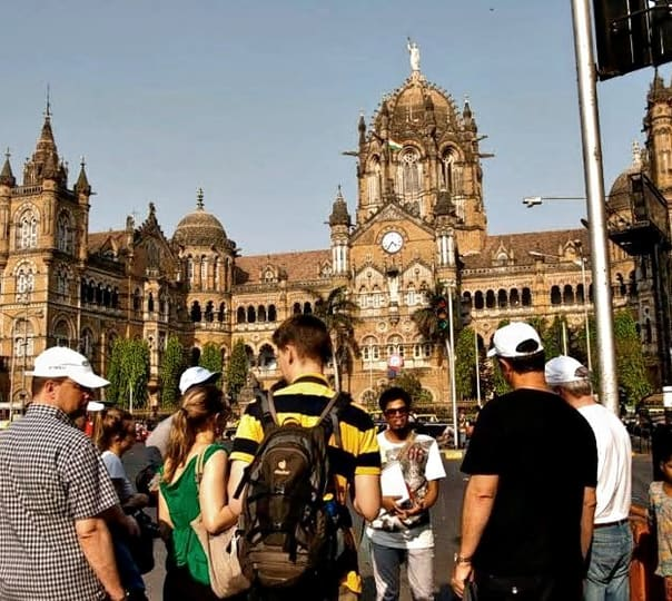 The Heritage Mile Walk in Mumbai