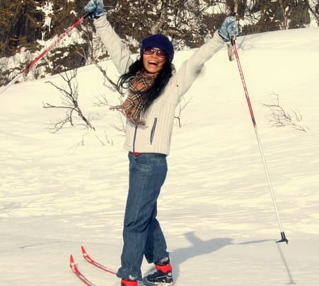 Ski Trip at Solang Valley in Himachal Pradesh